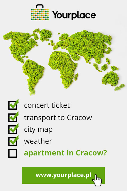 apartments for one night cracow